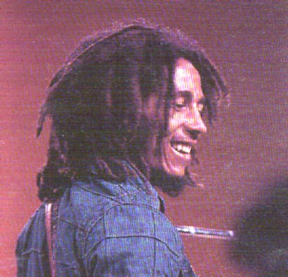 A documentary on the life of Bob Marley